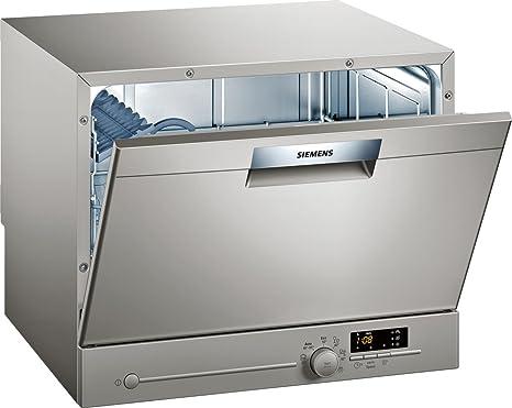Siemens SK26E821EU Mini 6coperti A+ Acciaio inossidabile ...