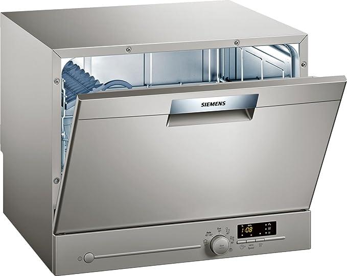 Siemens SK26E821EU iQ300 Lavavajillas/A+ / 174 kWh/año / 6 ...