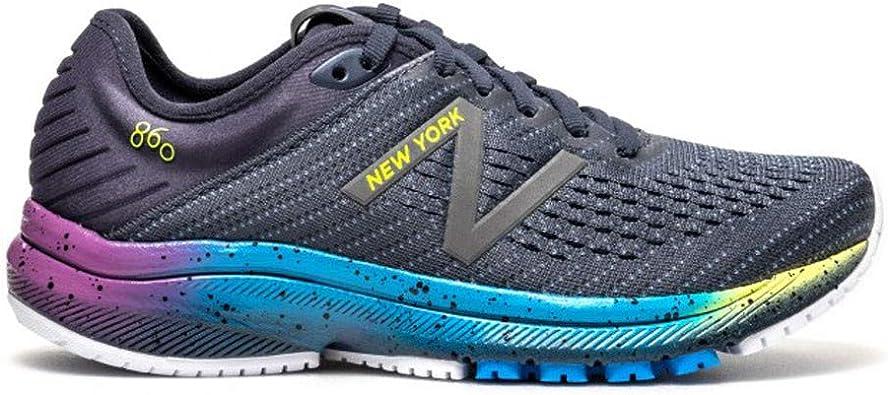 New Balance 860v10 Womens Zapatillas para Correr - SS20-40: Amazon.es: Zapatos y complementos