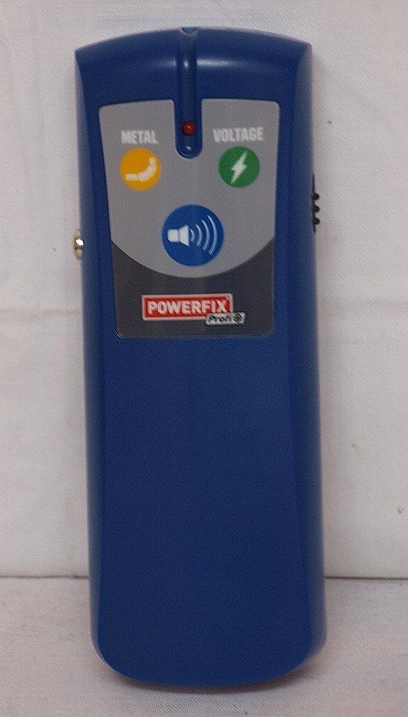 Powerfix Profi - Multifunción Detector - Detector para la detección de metal y corriente líneas principales: Amazon.es: Electrónica
