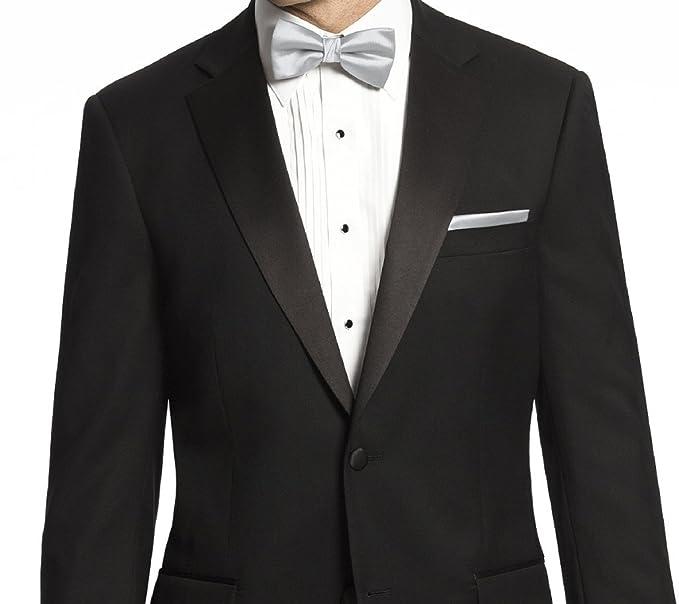 Amazon.com: Celebrity Suits Italiano traje de lana con ...