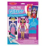 Melissa & Doug Mess Free Glitter - Fancy Party Fashions