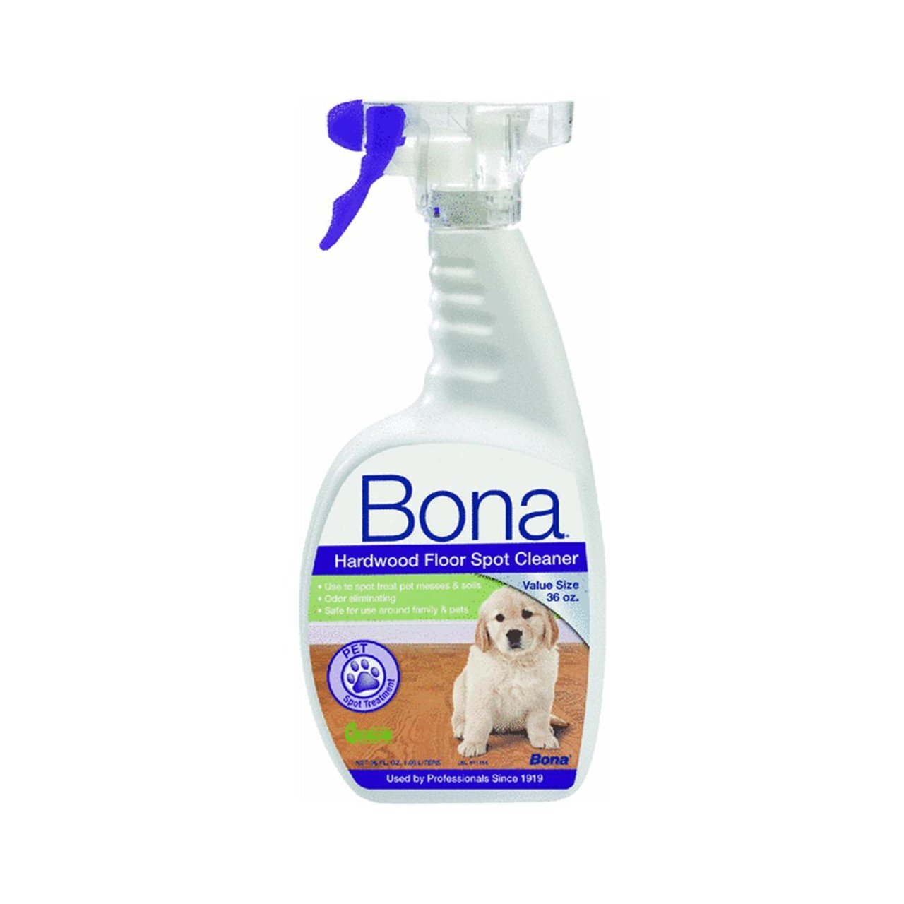 Bona Hardwood Floor Spot Cleaner Pet 36oz Home Garden