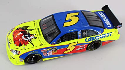 4629bc26 Mark Martin Signed Die-Cast Car NASCAR - COA JSA at Amazon's Sports ...