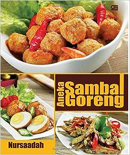Buy Aneka Sambal Goreng Book Online At Low Prices In India Aneka