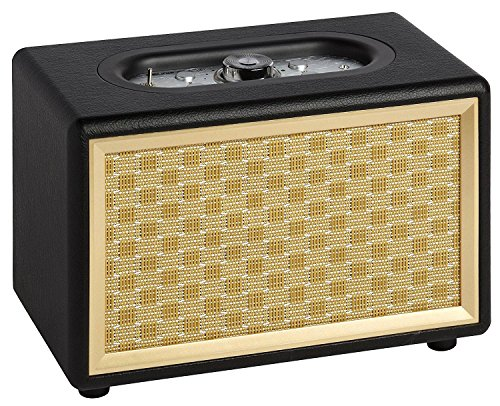 SoundLogic XT Wireless Bluetooth Vintage Amp Portable Retro