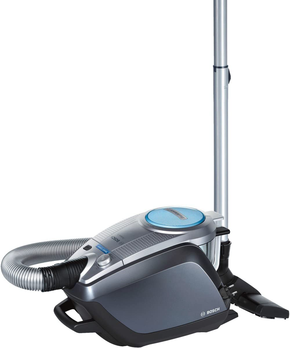 Bosch BGS51432- Aspirador sin bolsa (super silencioso, limpieza ...