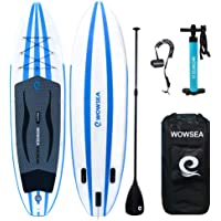 WOWSEA Inflatable Stand Up Paddleboard 10ft