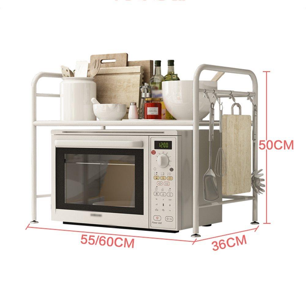 JAG Almacenamiento de Cocina Estantes de Horno de microondas de ...