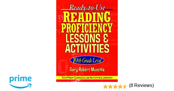 Amazon.com: Ready-to-Use Reading Proficiency Lessons and ...