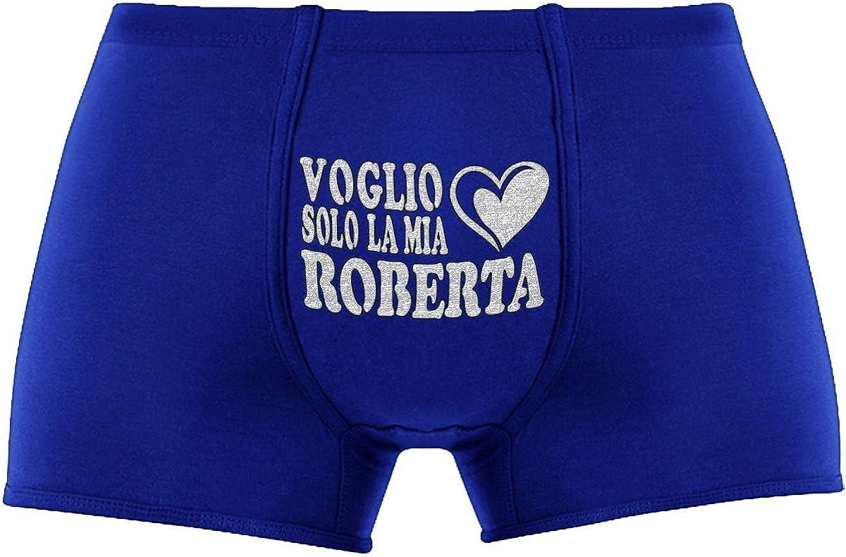 Voglio Solo LA MIA Roberta Regali Originali Per Uomo Compleanno Festa /…