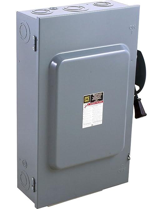 Square D por SCHNEIDER ELECTRIC d324 N 200-amp 240-volt 3 polos ...