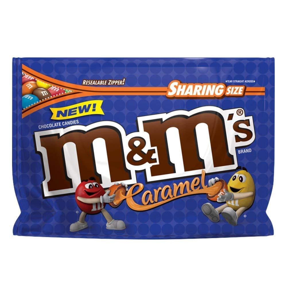 M&Ms Caramelo de chocolate, 272.2g, Bolsa de Intercambio Tamaño 2 paquetes: Amazon.es: Alimentación y bebidas