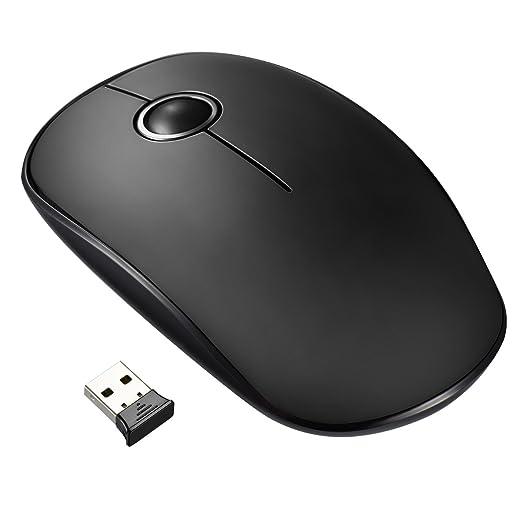 47 opinioni per Mouse Wireless Silenzioso con Ricevitore