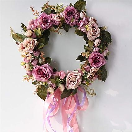 Amazon Com Liveinu Handmade Floral Artificial Simulation Peony