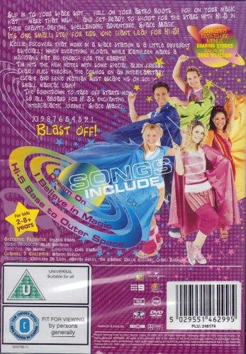 Hi 5 Space Magic: Amazon co uk: DVD & Blu-ray