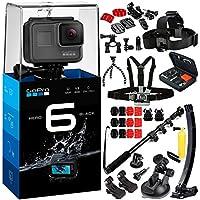 GoPro HERO6 Black 14PC Accessory Kit
