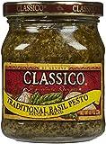 Classico Traditional Basil Pesto Sauce - 8.1 oz
