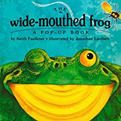 From the Okefenokee Swamp comes a frog with a wide mouth that he just loves to use. He's particularly interested in the eating habits of other creatures found in the great outdoors--that is, of course, until he comes upon a big green one with...