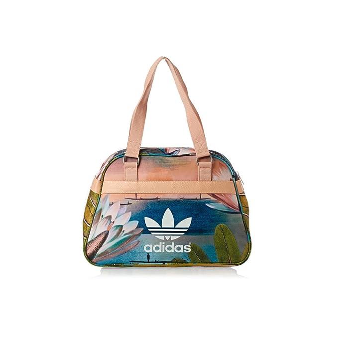 adidas Damen Tasche Curso D'Agua Bowling Multicolor 12 x 39 x 27 cm, 15 Liter