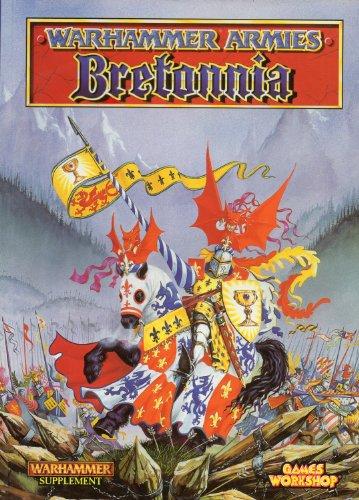 Price comparison product image Warhammer Fantasy Bretonnia Army Book