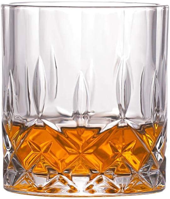 Copa De Vino De Cristal Sin Plomo Tallada En Forma De Diamante, Vaso De Cerveza Transparente Para El Hogar, Adecuado Para Restaurantes Y Bares, 200 Ml