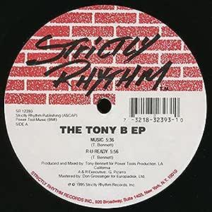 The Tony B EP: Tony B!: Amazon.es: Música