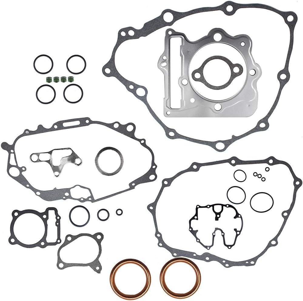 labwork-parts - Junta de Extremo Superior para Honda TRX400EX TRX 400EX 440 (89 mm)