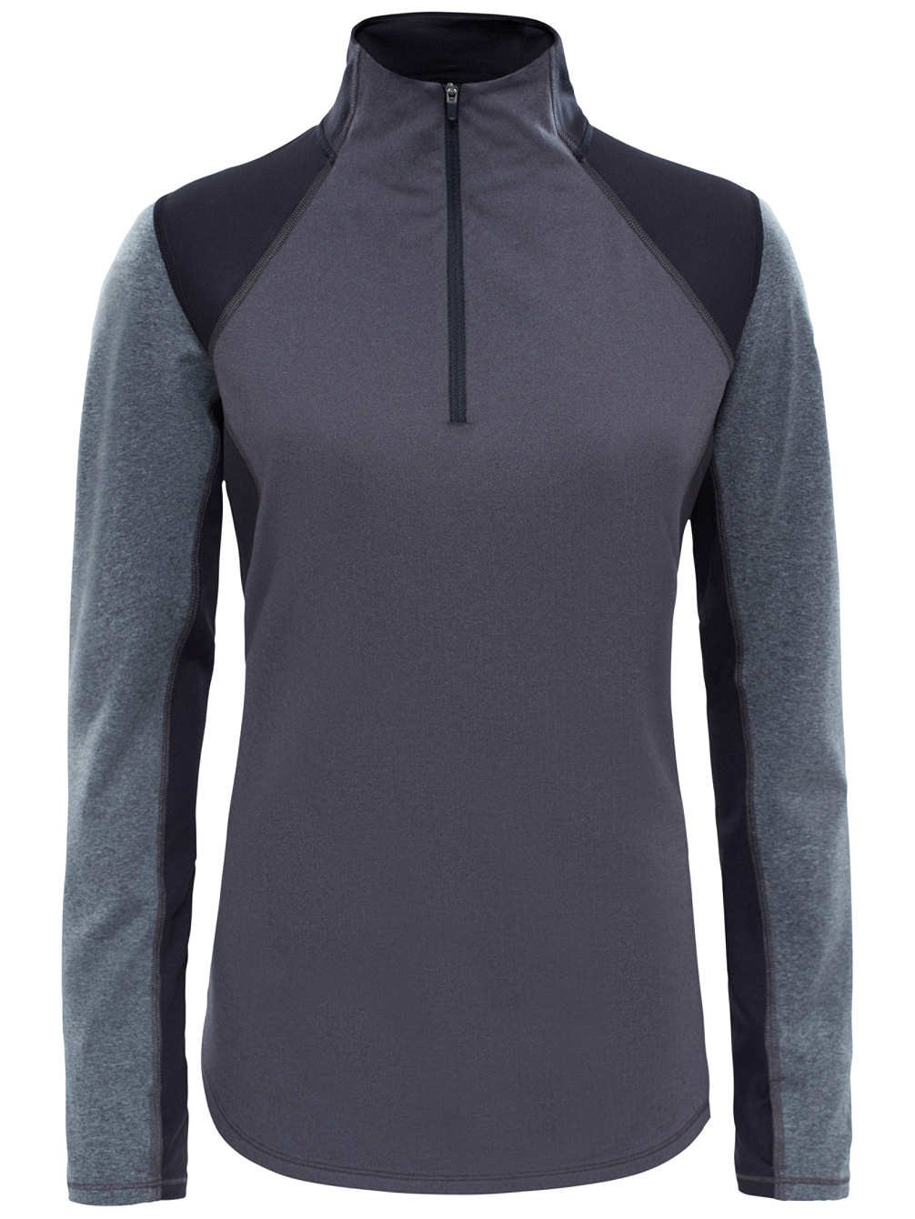 The North Face W Motivation 1/4 Zip Camiseta, Mujer