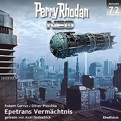Epetrans Vermächtnis (Perry Rhodan NEO 72)