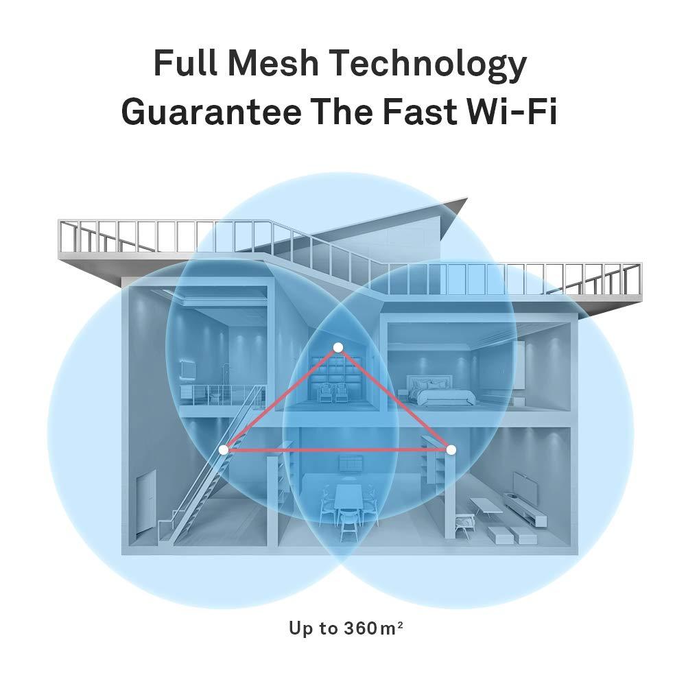 HUAWEI WiFi Q2 Router inalámbrico Doble Banda (2,4 GHz / 5 GHz ...