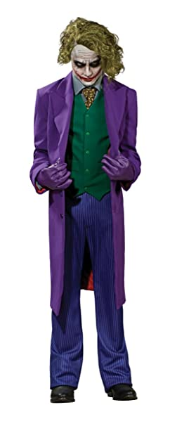Amazon.com: Rubies Costume Dark Knight The Joker Grand ...