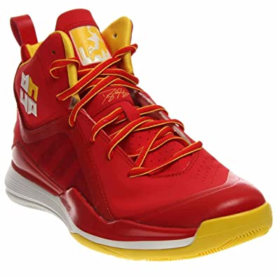 new styles 1e120 279f6 adidas New Men s D Howard 5 Basketball Shoe Scarlet Sun 9