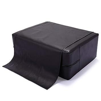 Amazon.com: JAXPETY - Cojín para silla de peluquería, color ...