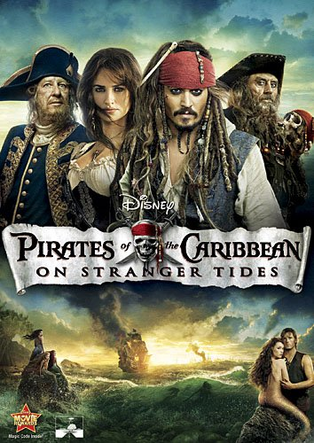 Pirates of the Caribbean: On Stranger Tides ()