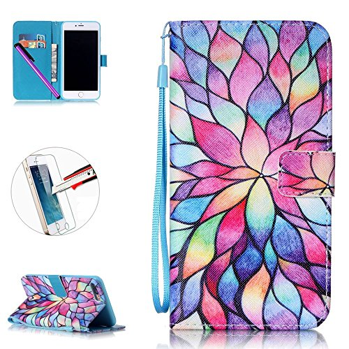 ISADENSER Creative Painted Protective 5C Lotus product image