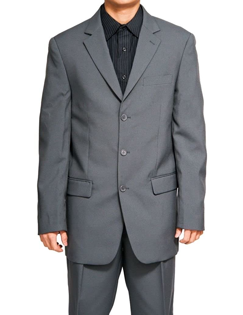 Falcone Mens Big & Tall 64 66 68 70 72 3 Pc Dress Suit falcone 64-72