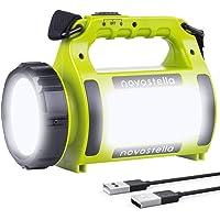 Novostella Torcia Lanterna LED