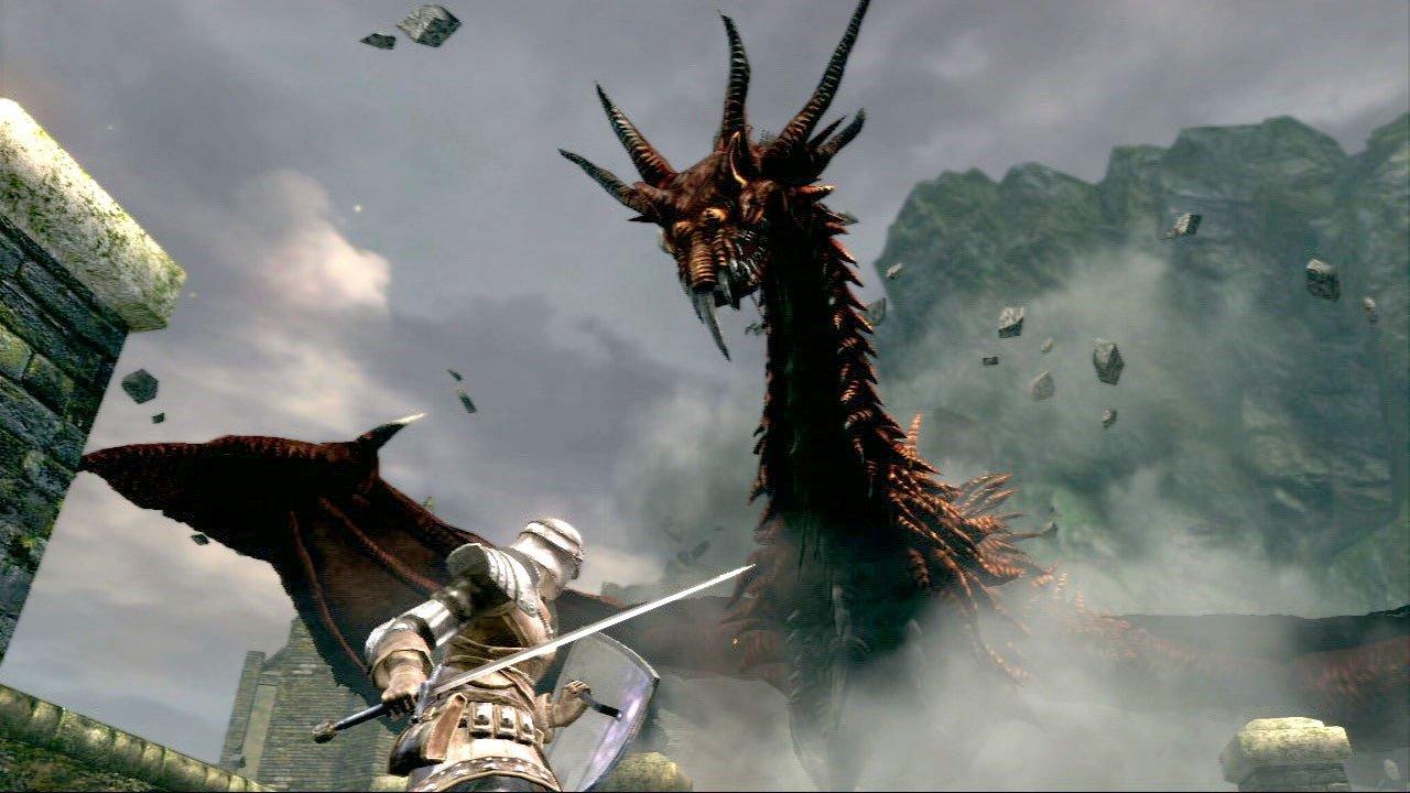 Dark Souls - Xbox 360 Standard Edition: Xbox 360: Computer