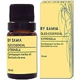 Óleo Essencial de Citronela 10 ml, By Samia, Multicor