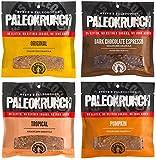 Steve's PaleoGoods, PaleoKrunch Bar Sampler, 18 oz (Pack of 12) For Sale