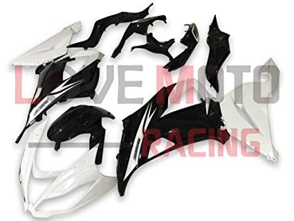 Amazon.com: LoveMoto Fairings for kawasaki ZX6R ZX-6R Ninja ...
