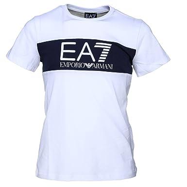 Emporio Armani EA7 Tee Shirt Garçon 3zbt5