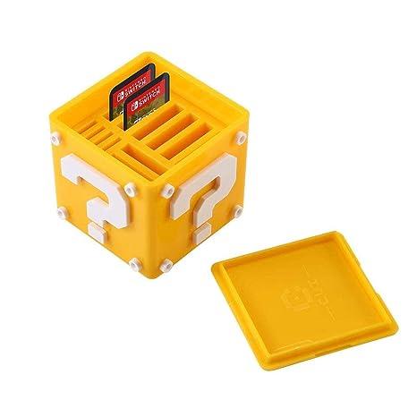 Soporte para Tarjeta de Juego para Nintendo Switch, Caja de ...