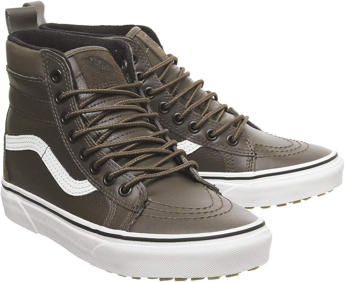 Sk8-Hi MTE Leather Skate Shoe (8.5 M
