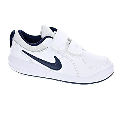 best website 3e5ca dce24 Nike Unisex-Kinder Pico 4 (PSV) Low-Top Weiß (White