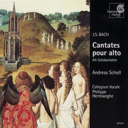Bach: Cantates Pour Alto, BWV 35, 54 & 170 (Cantatas For Alto)