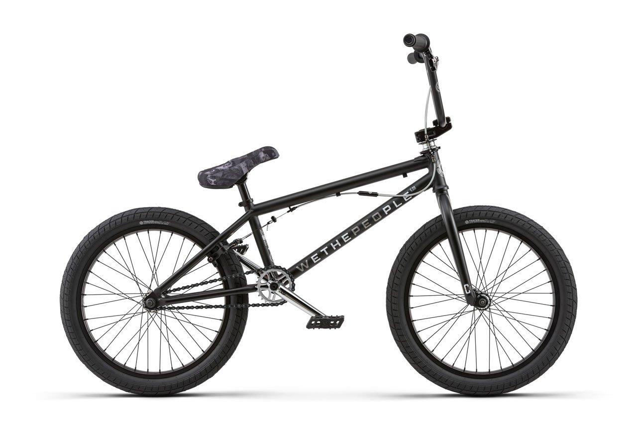 WETHEPEOPLE 2018モデル CURSE FS -MATT BLACK- BMX ストリート B075FMM2CV