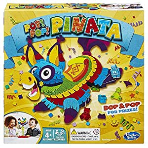 Hasbro Gaming Pop Pop Pinata Game