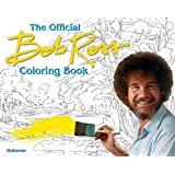 The Bob Ross Coloring Book